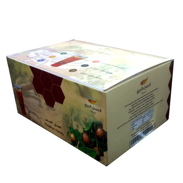 Tube Sider Honey 30g Box (24 pieces)